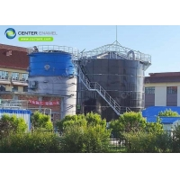 Buy cheap 20000M3 Potable Stainless Steel Bolted Tanks For Salt Water product
