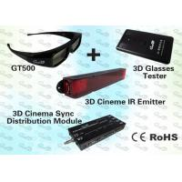 Buy cheap 3D Education Pack with 3D IR Emitter and Stereo 3D Glasses product