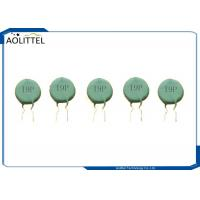 Buy cheap MZ21 Seires Disk Positive Temperature Coefficient Thermistor 19P 18mm 100R 120C 600V For Welding Machine product