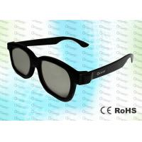 Buy cheap IMAX Cinema Linear polarized 3D glasses with Environmental Protection plastic product
