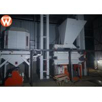 Buy cheap 5T/H Poultry Animal Feed Pellet Production Plant Installation In Ecuador product