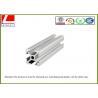 Quality aluminum profile extrusion CNC Aluminium machining Parts for TV set frame for sale