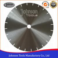Buy cheap 330 - 340mm Power Tools Accessories Metal Cutting Discs / Diamond Saw Blade OEM Acceptable product