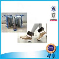 Buy cheap Waterproof  Rain Boots In Mold Pink Blue Comfortable Rubber Shoe Mold product