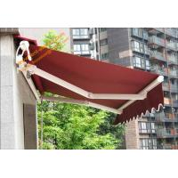 China Aluminum Customized Sizes Retractable Electric  Patio Awnings for Outdoor Balcony and Villa on sale