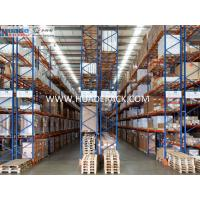Buy cheap Pallet Racking System for heavy duty Storage, single/double deep; push back, from wholesalers