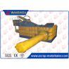 Buy cheap PLC control Scrap Metal Baler Heavy Scrap Metal Compactor Side Push Out product