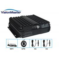 Buy cheap SD Card Car Surveillance Dvr , 720p Channel Mobile Dvr Linux Operating System product