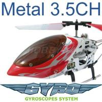 Buy cheap Newest Toy Helicopter - 3.5 Channel Metal Mini RC Helicopter Toy product