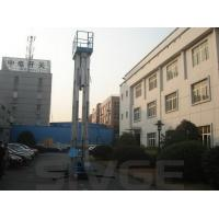 Buy cheap Multi Mast Aluminium Work Platform , 14m One Man Lift With 200kg Load product