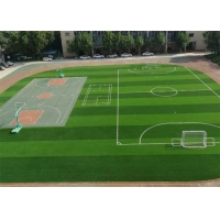 Buy cheap Kindergarten Stadium Eco Friendly School Artificial Grass product