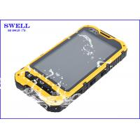 Quality GPS A8 Rugged Waterproof Smartphone Shockproof Dustproof IP68 NFC for sale