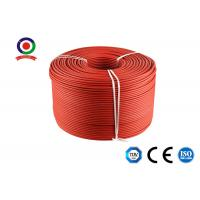 Buy cheap XLPE Solar Panel Power Cable High Electrical Conductivity Anti Aging product