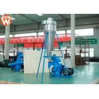 Buy cheap Mill Animal Feed Crusher 500KG/H Small Farm Feed Hammer Inlet 280*250 MM product