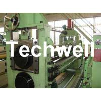 Buy cheap 0.3-3.0mm High Speed Metal Slitting Machine Line To Slit Wide Coil Into Narrow Strips Coil product