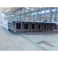 Buy cheap Heavy Duty Building Steel Frame Pre - Fabrication Commercial Steel Buildings product
