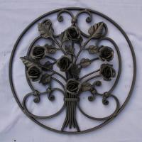Buy cheap Wrought Iron in Home Decor product