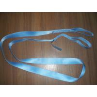Buy cheap Green 1200kg Polyester Endless Slings , Flat Single Use Lifting Slings product