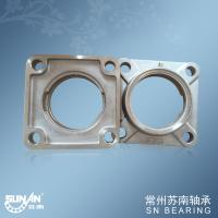 Buy cheap Stainless steel 45mm Bearing Flange Housing High Precision SF209 product