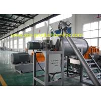 Buy cheap Styrofoam Insulation Board Single Screw Extruder 150MM Water Jacket Cooling Type product