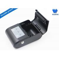 Buy cheap 2 Inch Wireless bluetooth thermal printer  Handheld High Reliability product