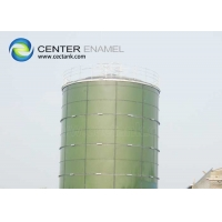 Buy cheap Glass Lined Steel Bolted Tank For Waste Water Storage Tank product