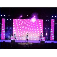 Buy cheap Full Color Indoor LED Video Wall , P1.923 P2 P2.5 P3 P3.91 P4 SMD Rental LED Display product