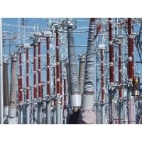 Red / Grey High Voltage Insulator Coating , Electric Power Line Silicon RTV Coating