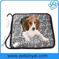 China 220V Pet Heat Dog Bed Heated Pad For Pets China Factory Sale Dog Heated Pad on sale