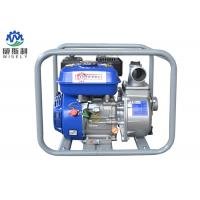 Buy cheap Electric Start Wp30 Gasoline Water Pump For Lawn Irrigation 3600 Rpm Speed product