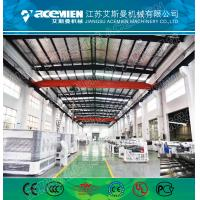 Buy cheap PVC+ASA Composite Plastic Roofing Sheet Extrusion Line Plastic Roof Tile Machine/Pvc Plastic Roof Sheet for warehouse product