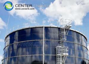 Buy cheap Bolted Steel Commercial Water Tanks For Potable Water Storage product