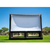 Buy cheap Durable Outdoor PVC Inflatable Movie Screen Billboard For Advertising product