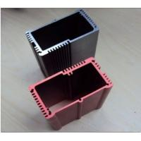 6063 T5 Anodized Aluminium Profile Solar Panel Frame From Assembly Line
