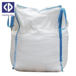 Buy cheap 100% Virgin Polypropylene Woven Big Bag 500Kg UV Resistant Anti Static product