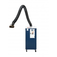 Buy cheap Flame Retardant 1500m3/H 1.5kW Welding Fume Purifier product