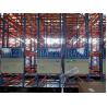 Buy cheap Cold Chains Q235B Steel Storage Racks Spacing Saving Pallet Racking Shelves product