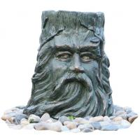 Buy cheap Magnesia Statue Water Fountains For Garden , Large Outdoor Fountains product
