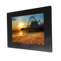 Quality 10.4 Inch Industrial Capacitive Touchscreen Monitor Panel Mount with 800x600 Resolution for sale