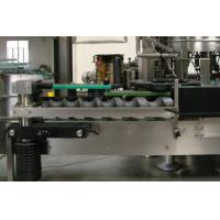 Quality PLC Control Automatic Water Filling Machine OPP Film Labeling Machine For Bottles for sale