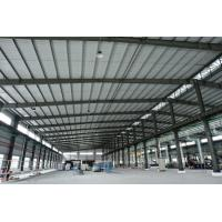 Buy cheap Prefabricated Steel Building Space Stadium Framework Q235B , Q345B Grade product
