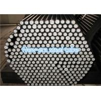 Buy cheap Heat Exchanger Alloy Steel Seamless Pipes Fin Tube Copper Coated Surface GB/T19447 product