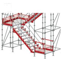 Buy cheap Multi Purpose  Aluminum Scaffold Platform Stage /  Kwikstage Scaffolding System product
