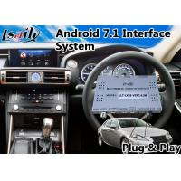 Android 7 1 Gps Navigation System For 2017 2016 Lexus Is 250 Mouse Control Images