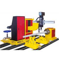 Buy cheap Energy Efficiency Cnc Automatic Pipe Cutting Machine For Intersection Cutting product