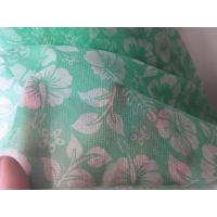 Buy cheap Customized Printing PP Non Woven Fabric Anti Static For Face Mask / Home Textile product