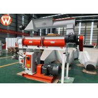 Buy cheap 5T/H Pellet Production Plant With Siemens Motor SKF Bearing Screener Machine product