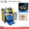 Buy cheap 7.5kw Main Motor Metal Linishing Machines Polishing Machine For  Plate Metal product