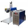 Buy cheap Fiber Marking Machine / Metal Laser Marking Machine For Kitchenware Logo Printing product