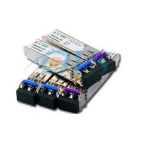 Buy cheap Single-mode Fiber Optic Transceiver Compliant IEC60825-1 / RoHS product